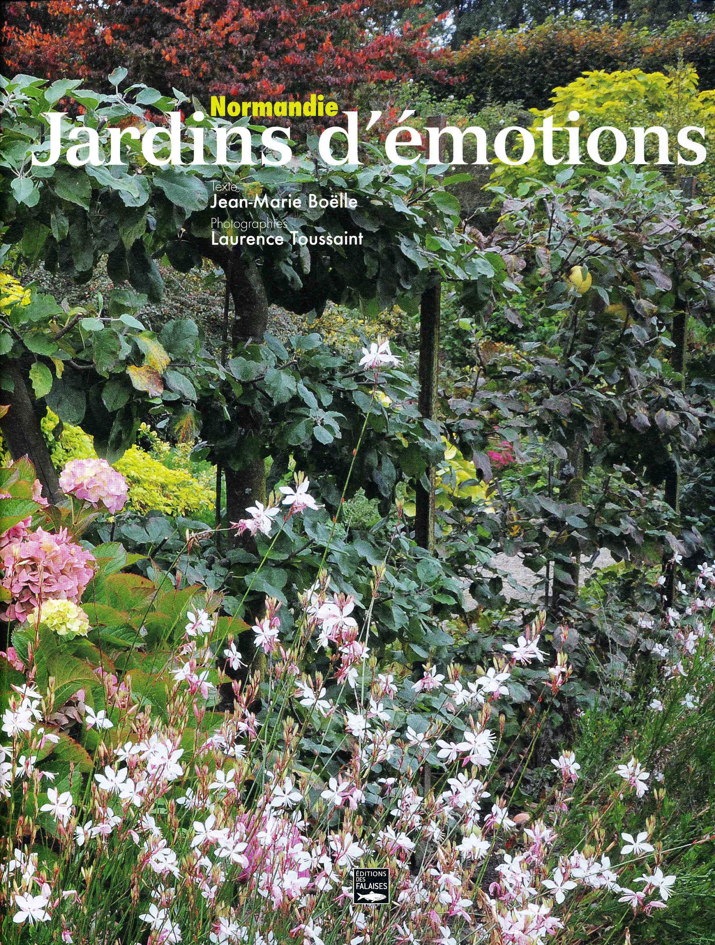 Parc et jardins du ch teau du troncq un beau livre for Jardin jardinier normandie