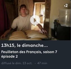 France 2 - Le feuilleton des français - Saison 7 - épisode 2 - Léa au plateau